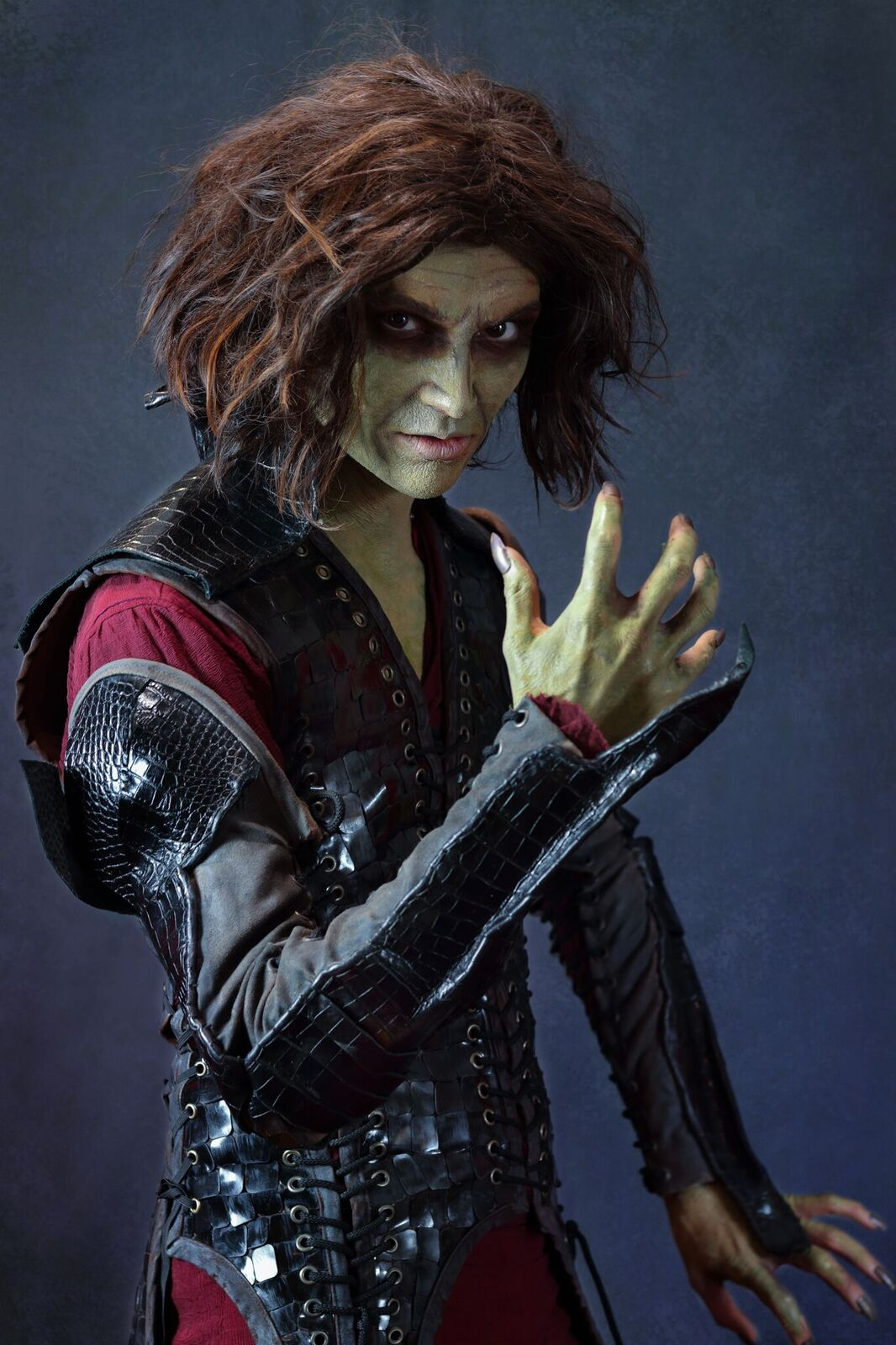Page Cosplay