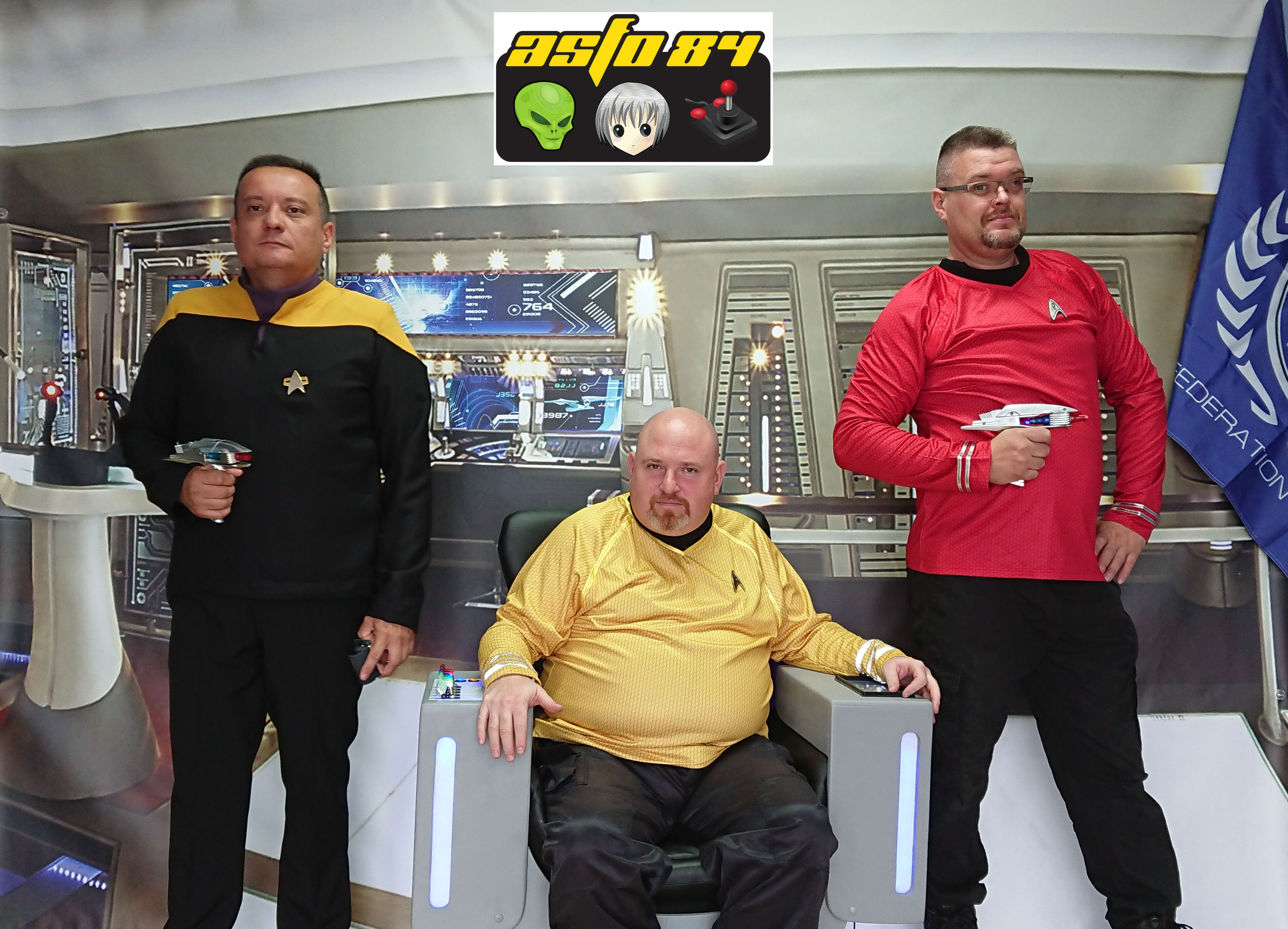Expo Star Trek – ASFO 84