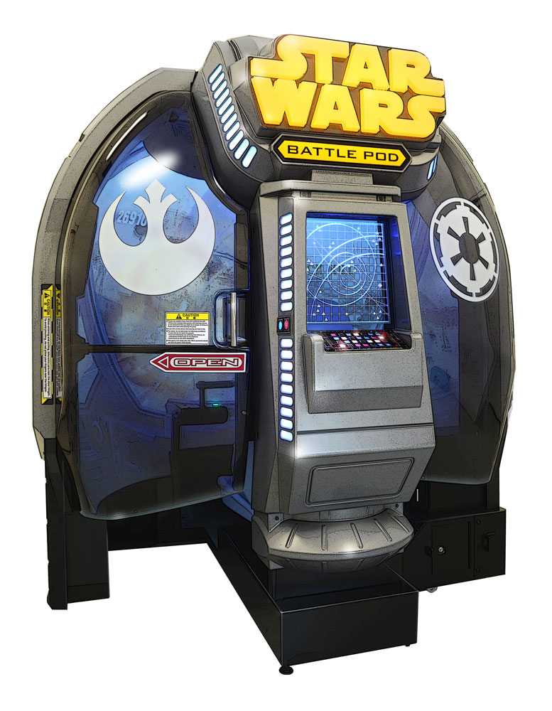 AGS Automatic – Star Wars Battle Pod