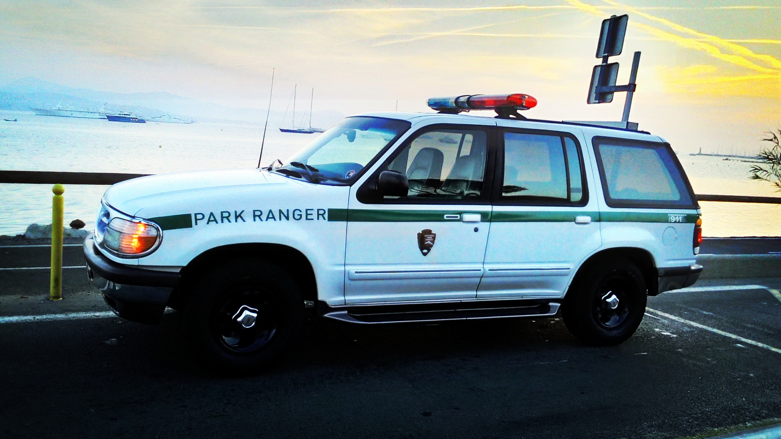Expo Crime Scene US – 4×4 Park Ranger US