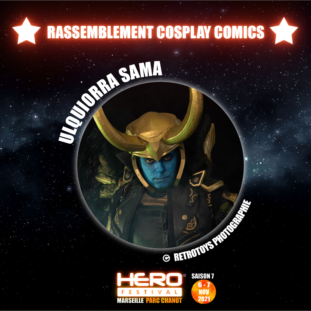 Read more about the article Rassemblement cosplay Comics