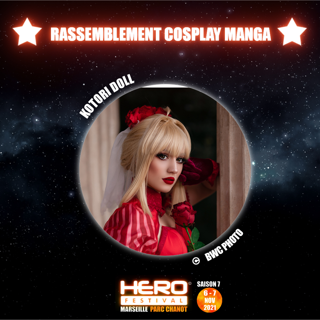 Read more about the article Rassemblement Cosplay Manga