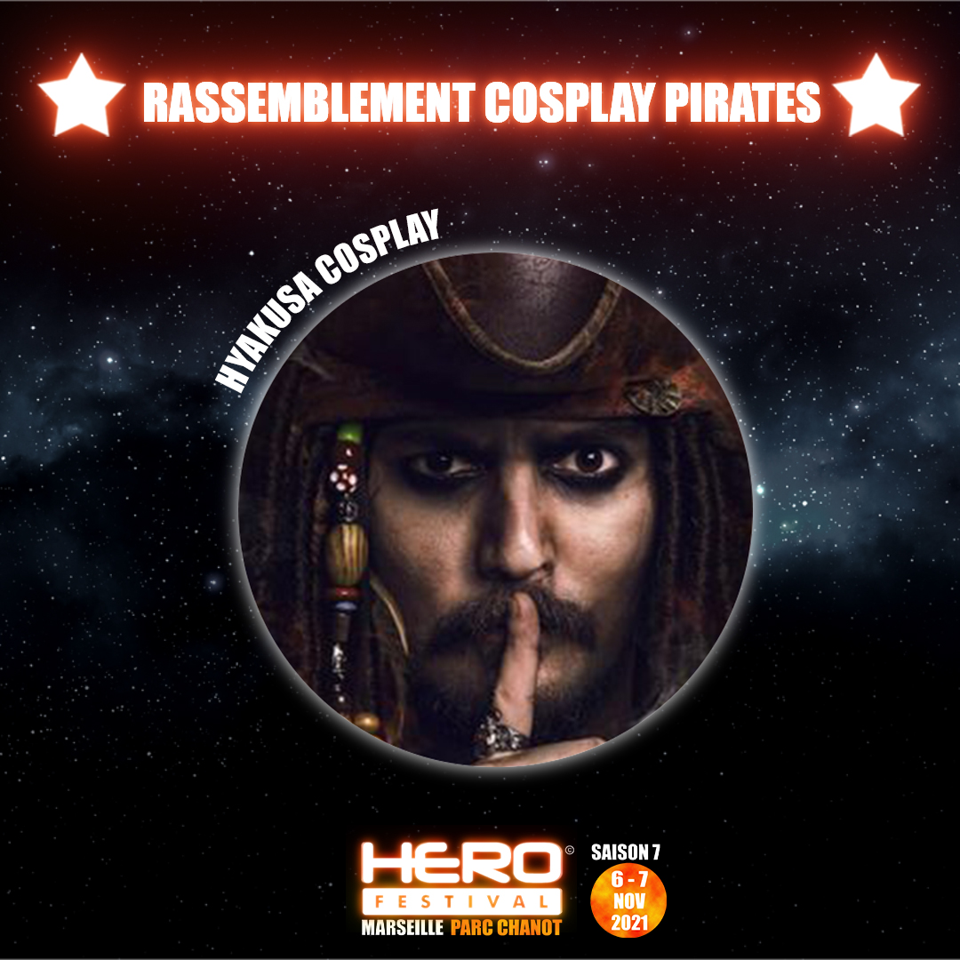 You are currently viewing Rassemblement cosplay Pirates