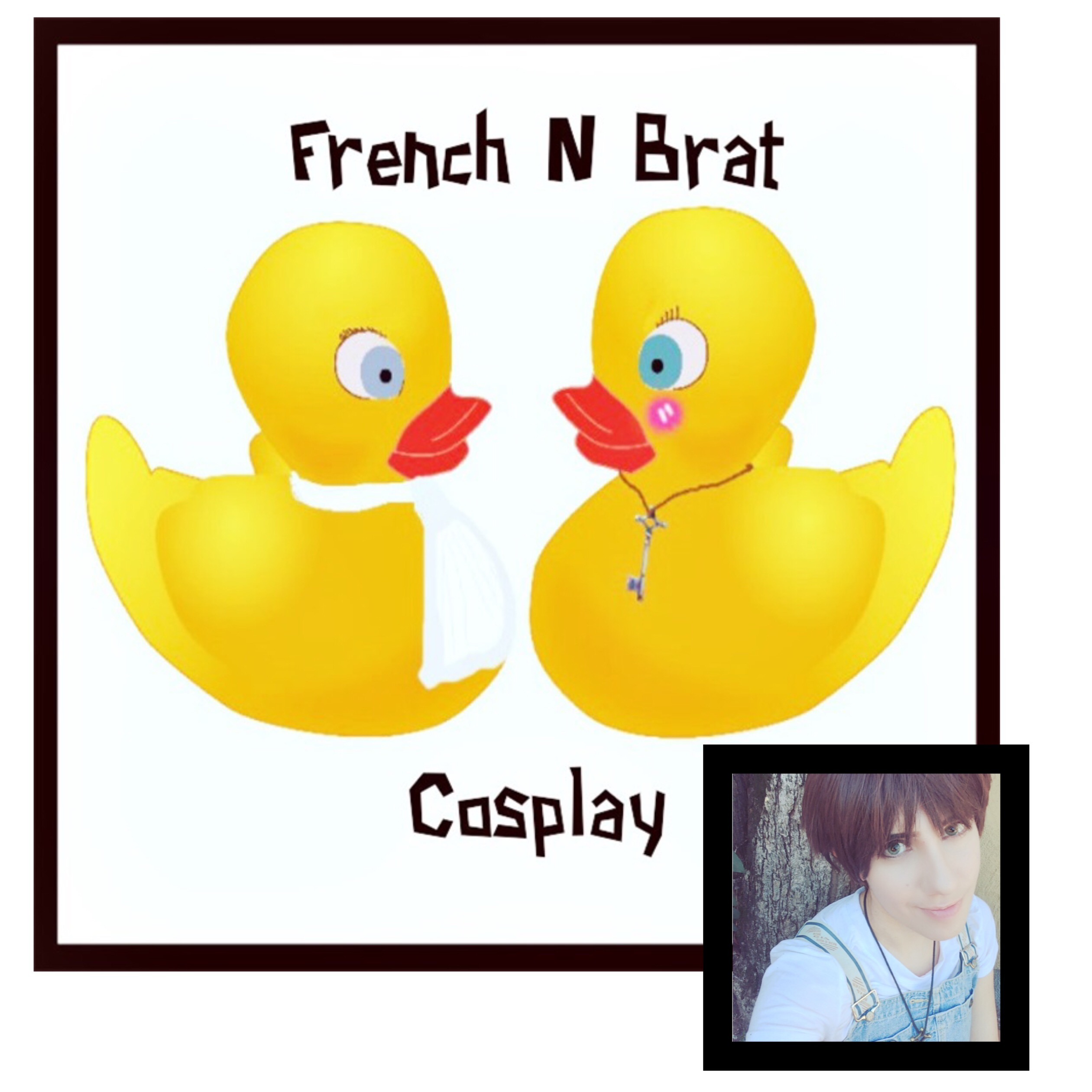 French N Brat Cosplay