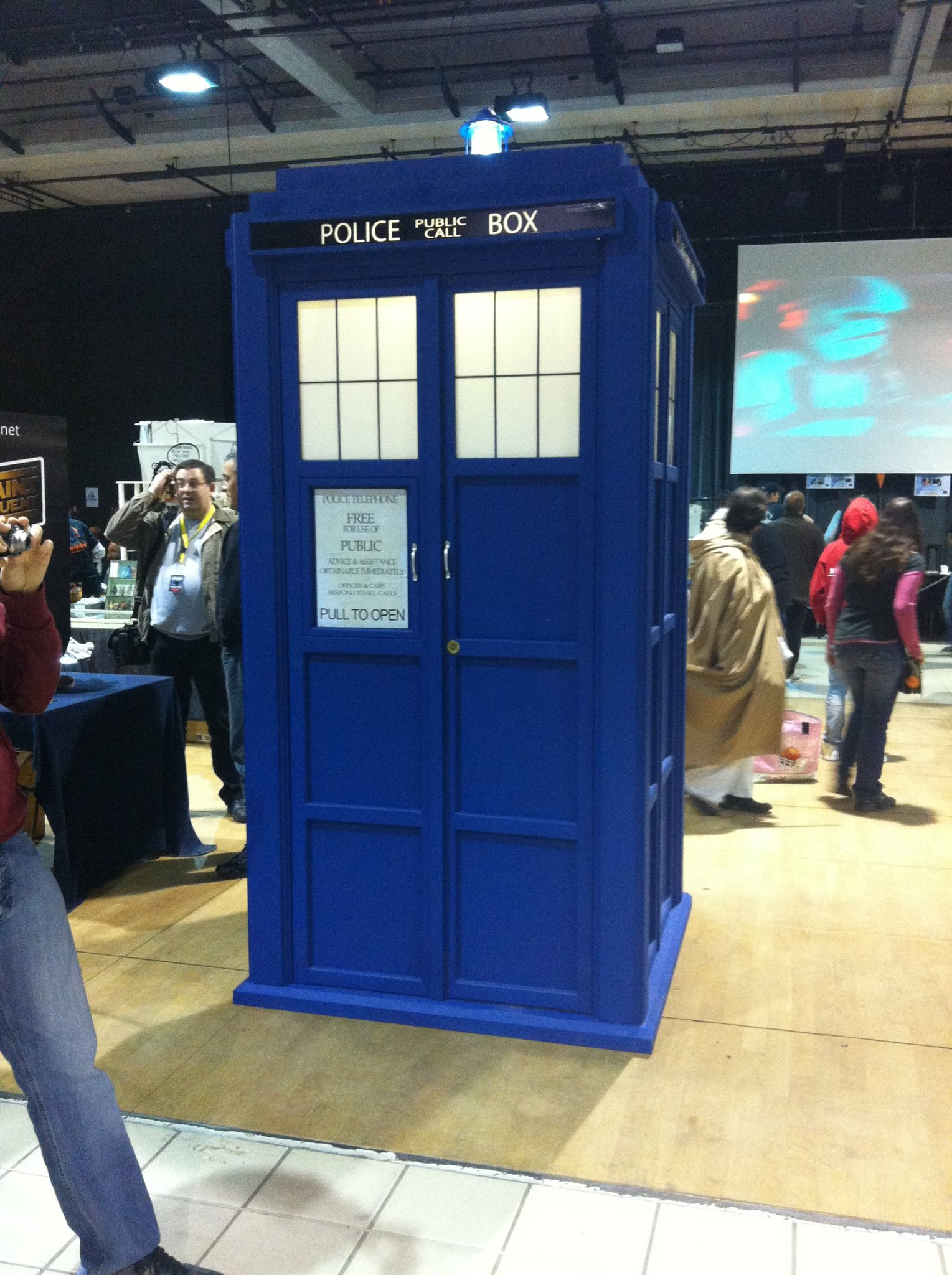Expo Doctor Who – Star-Fiction