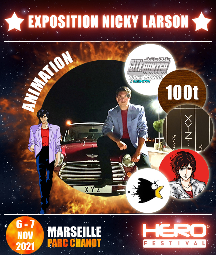 You are currently viewing Exposition Nicky Larson